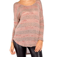Knit Striped Sweater - 2020AVE
