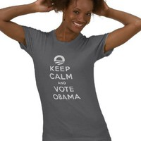 Vote Obama Tees from Zazzle.com