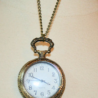 Watson Pocketwatch Necklace - Re/Dress NYC Online
