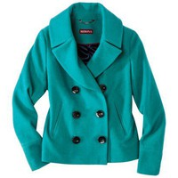 Merona Womens Double Breasted Classic Peacoat -Assorted Colors