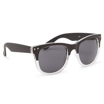 BLUE GEM Chop Top Sunglasses - Mens Sunglasses - Black - NOSZ