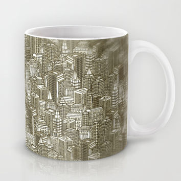 City Visions Mug by Texnotropio