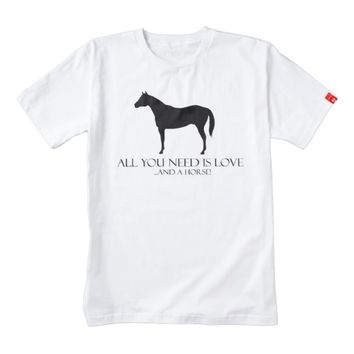 All You Need Is Love And A Horse!