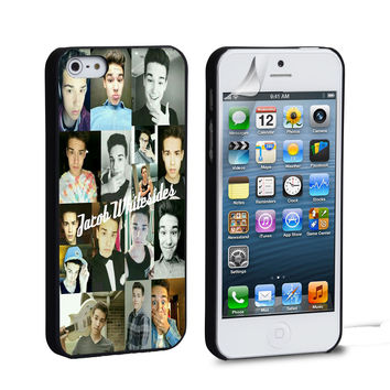 Jacob Whitesides Collage iPhone 4 5 6 Samsung Galaxy S3 4 5 iPod Touch 4 5 HTC One M7 8 Case