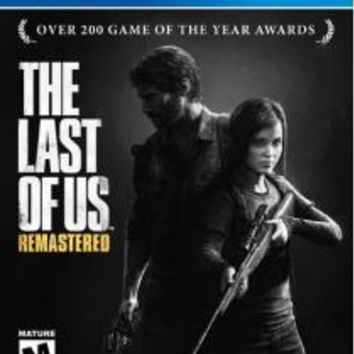 The Last of Us Remastered - PlayStation 4
