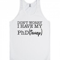 I have My PhD