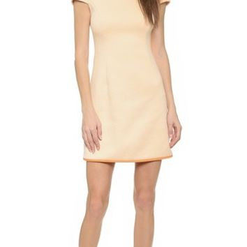 3.1 Phillip Lim Quilted Cap Sleeve Dress