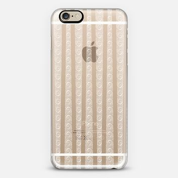 Thinly Veiled - Translucent iPhone6 Case | Casetify.com