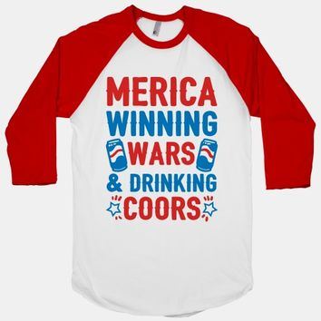 Merica: Winning Wars and Drinking Coors