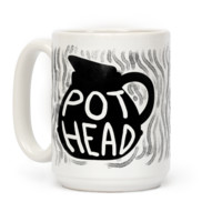 Pot Head (Coffee)