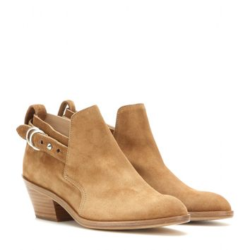 Sullivan suede ankle boots