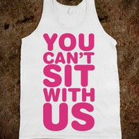 White Tank | Funny Mean Girls Shirts