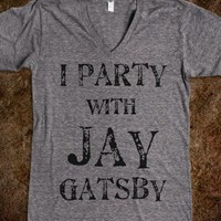Party with Jay - English Major Nerdery