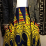 High Waist African Spirit Full Skirt