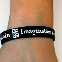 Skinny Einstein Bracelet