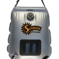 Advanced Elements Solar Shower | Solar Snob - SolarSnob.com