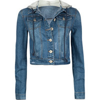 HIGHWAY Denim Womens Hooded Jacket 181328827 | Jackets | Tillys.com