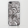 her hair iPhone &amp; iPod Skin by Bianca Green | Society6