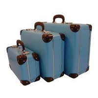 Cargo Cool Traveler Suitcases, Set of 3