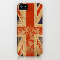 United Kingdom Flag iPhone Case | Print Shop