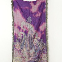 Free People Paisley Scarf