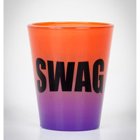 &#x27;Swag&#x27; Shot Glass