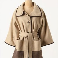 Dipped Nougat Coat - Anthropologie.com