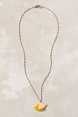 Breeze Architect Necklace - Anthropologie.com