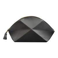 I liked this design on #Fab. Pyramid Cosmetic Bag Black