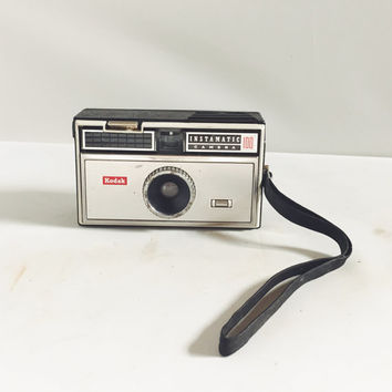 Vintage, Kodak Instamatic, 100 Film, Camera