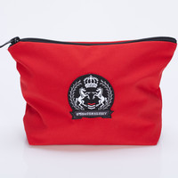 Make Up Bag - Red