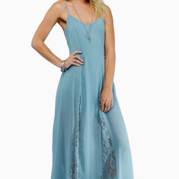 Out of Bed Maxi Dress $58
