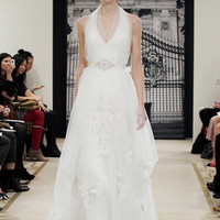 Reem Acra Bridal Collection Spring 2012