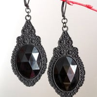 Elegant Gothic Earrings
