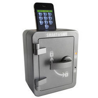 Smart Safe - The iPhone and Android Mini Safe
