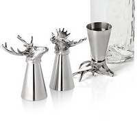 Z Gallerie - Deer and Moose Shot Glasses