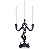 Z Gallerie - Phantom Candelabra - Black