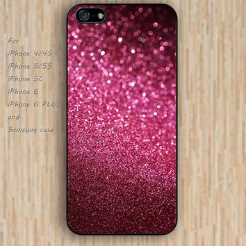 iPhone 6 case Red wine sparkle iphone case,ipod case,samsung galaxy case available plastic rubber case waterproof B120
