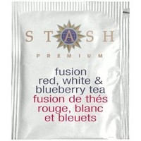 Fusion Red, White and Blueberry Tea