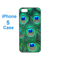 Iphone 5 Case--Peacock Feather, Dur.. on Luulla