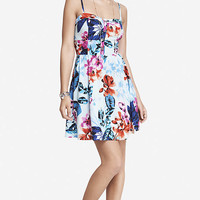 CAMI SUNDRESS - TROPICAL from EXPRESS