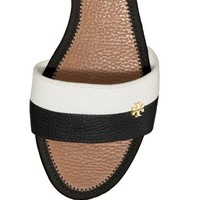 Tory Burch Bi-color Flat Slide