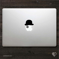 A Clockwork Orange Macbook Decal