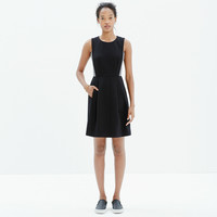Abroad Dress in Stripe-Inset - wardrobe heroes -SHOP ALL- J.Crew
