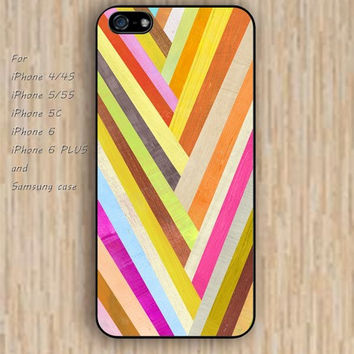 iPhone 5s 6 case colorful wood case phone case iphone case,ipod case,samsung galaxy case available plastic rubber case waterproof B233