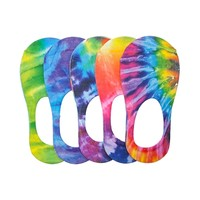 Youth Tie Dye Liners 5 Pack
