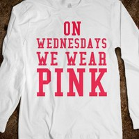 On wednesdays we wear pink - The Kay Designs