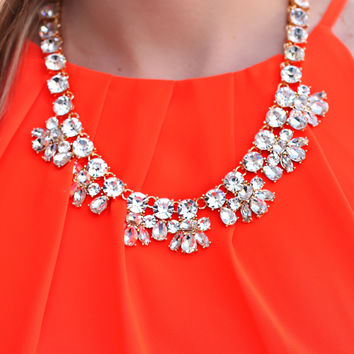 Act of Elegance Necklace