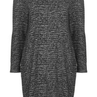 Jersey Sweat Dress - Topshop