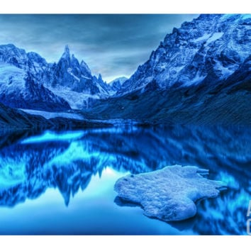 I've reached the end of the world Premium Photographic Print by Trey Ratcliff at Art.com